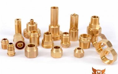 Brass Fastener Production